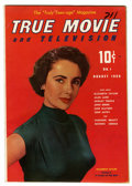 Golden Age (1938-1955):Non-Fiction, True Movie and Television #1 (Toby Publishing, 1950) Condition:FN....