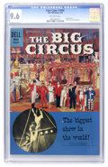 Silver Age (1956-1969):Adventure, Four Color #1036 The Big Circus (Dell, 1959) CGC NM+ 9.6 Off-white pages....