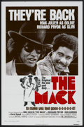 "Movie Posters:Blaxploitation, The Mack (Cinerama Releasing, R-1977). One Sheet (27"" X 41"").Blaxploitation.. ..."