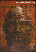 "Movie Posters:War, Apocalypse Now (United Artists, 1979). Polish One Sheet (27"" X38""). War.. ..."