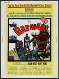 "Movie Posters:Action, Batman (20th Century Fox, 1966). Poster (30"" X 40""). Action.. ..."