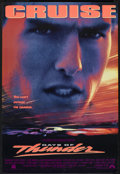 """Movie Posters:Sports, Days of Thunder (Paramount, 1990). One Sheet (27"""" X 40"""") DS. Sports.. ..."""