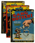 Golden Age (1938-1955):Crime, Gang Busters Group Plus (DC, 1948-49) Condition: Average VG-.... (Total: 7 Comic Books)