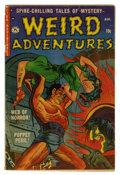 Golden Age (1938-1955):Horror, Weird Adventures #2 (P.L. Publishing Co., 1951) Condition: VG....