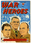 Golden Age (1938-1955):War, War Heroes #2 (Dell, 1942) Condition: VF....