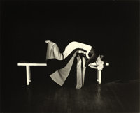 BARBARA MORGAN (American, 1900-1992) Martha Graham - Deep song, 1938-1946 Vintage gelatin silver, 19
