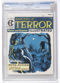 Magazines:Horror, Terror Illustrated #1 Crowley Copy pedigree (EC, 1955) CGC VF/NM 9.0 Off-white pages....