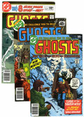 Bronze Age (1970-1979):Horror, Ghosts Group (DC, 1977-79) Condition: Average NM-.... (Total: 7Comic Books)