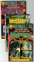 Bronze Age (1970-1979):Horror, House of Mystery Group (DC, 1971-75) Condition: Average VF-....(Total: 13 Comic Books)