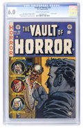 Golden Age (1938-1955):Horror, Vault of Horror #32 (EC, 1953) CGC FN 6.0 Cream to off-whitepages....