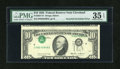 Error Notes:Inverted Third Printings, Fr. 2027-D $10 1985 Federal Reserve Note. PMG Choice Very Fine 35EPQ.. ...