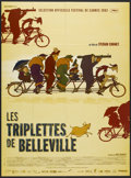 """Movie Posters:Animated, The Triplets of Bellevill (Diaphana, 2003). French Grande (47"""" X63""""). Animated.. ..."""