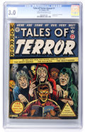 Golden Age (1938-1955):Horror, Tales of Terror Annual #1 (EC, 1951) CGC GD/VG 3.0 Cream tooff-white pages....