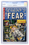 Golden Age (1938-1955):Horror, Haunt of Fear #16 (EC, 1952) CGC FN 6.0 Cream to off-whitepages....