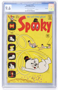 Bronze Age (1970-1979):Humor, Spooky #129 File Copy (Harvey, 1972) CGC NM+ 9.6 Off-white to whitepages....
