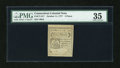 Colonial Notes:Connecticut, Connecticut October 11, 1777 5d PMG Choice Very Fine 35....