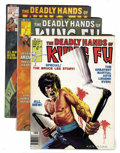 Magazines:Miscellaneous, The Deadly Hands of Kung Fu #19-33 Group (Marvel, 1975-77)Condition: Average VF+.... (Total: 15 Comic Books)