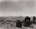 Photography :20th Century , LAURA GILPIN (American, 1891-1979). Shepherds of the Desert, 1934. Gelatin silver, 1968. 15 x 18-1/2 inches (38.1 x 47.0...