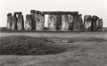 Photography :20th Century , PAUL CAPONIGRO (American, b. 1932). Stonehenge, England, 1967. Gelatin silver, printed later. 8 x 13-1/4 inches (20.3 x ...