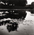Photography :20th Century , ANDRÉ KERTÉSZ (Hungarian, 1894-1985). Ripples, Hungary, May 11, 1913. Gelatin silver, 1973. 6-3/4 x 6-5/8 inches (17.1 x...