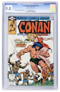 Modern Age (1980-Present):Miscellaneous, Conan the Barbarian #108 (Marvel, 1980) CGC NM/MT 9.8 Off-white to white pages....