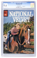Silver Age (1956-1969):Adventure, Four Color #1195 National Velvet (Dell, 1961) CGC NM+ 9.6 Off-white pages....