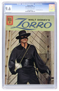 Silver Age (1956-1969):Western, Zorro #15 (Gold Key, 1961) CGC NM+ 9.6 Off-white to white pages....