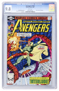 Modern Age (1980-Present):Superhero, The Avengers #194 (Marvel, 1980) CGC NM/MT 9.8 White pages....