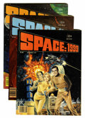 Magazines:Science-Fiction, Space: 1999 Magazine Group (Charlton, 1975-76) Condition: AverageVF/NM.... (Total: 8 Comic Books)