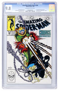Modern Age (1980-Present):Superhero, The Amazing Spider-Man #298 (Marvel, 1988) CGC NM/MT 9.8 Off-whiteto white pages....