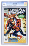 Modern Age (1980-Present):Superhero, The Amazing Spider-Man #250 (Marvel, 1984) CGC NM/MT 9.8 Off-whiteto white pages....