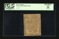 Colonial Notes:Pennsylvania, Pennsylvania May 1, 1760 20s PCGS Apparent Very Fine 30....