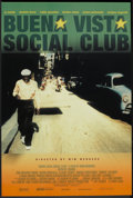 "Movie Posters:Documentary, Buena Vista Social Club (Artisan, 1998). One Sheet (26.75"" X 40"") SS. Documentary.. ..."
