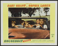 "Movie Posters:Comedy, Houseboat (Paramount, 1958). Lobby Card (11"" X 14"") and Still (8"" X 10""). Comedy.. ... (Total: 2 Items)"