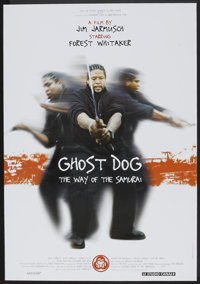 "Ghost Dog: The Way of the Samurai (Artisan, 2000). One Sheet (27.25"" X 39.5"") SS. Crime"