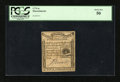 Colonial Notes:Massachusetts, Massachusetts 1779 4s PCGS About New 50....