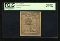 Colonial Notes:Delaware, Delaware May 1, 1777 10s PCGS Superb Gem New 67PPQ....