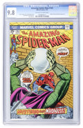 Bronze Age (1970-1979):Superhero, The Amazing Spider-Man #142 (Marvel, 1975) CGC NM/MT 9.8 Off-whiteto white pages....