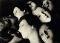 Photography :20th Century , UMBO (German, 1902-1980). Dreamers, 1928-1929. Gelatin silver, 1980. Paper: 11 x 14 inches (27.9 x 35.6 cm). Image: 8-1/...