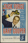 """Movie Posters:War, Task Force (Warner Brothers, 1949). One Sheet (27"""" X 41""""). War....."""