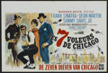 """Movie Posters:Comedy, Robin and the 7 Hoods (Warner Brothers, 1964). Belgian (14"""" X 22""""). Comedy.. ..."""