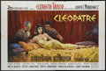 "Movie Posters:Historical Drama, Cleopatra (20th Century Fox, 1963). French Double Grande (94"" X63""). Historical Drama.. ..."