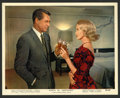 """Movie Posters:Hitchcock, North by Northwest (MGM, 1959). Color Stills (3) (8"""" X 10""""). Hitchcock.. ... (Total: 3 Items)"""