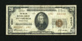 National Bank Notes:Pennsylvania, Pittsburgh, PA - $20 1929 Ty. 2 The Mellon NB Ch. # 6301. ...