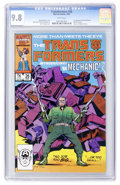 Modern Age (1980-Present):Superhero, Transformers #26 (Marvel, 1987) CGC NM/MT 9.8 White pages....