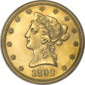 Proof Liberty Eagles, 1892 $10 PCGS Genuine....