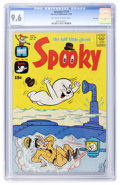 Bronze Age (1970-1979):Humor, Spooky #119 File Copy (Harvey, 1970) CGC NM+ 9.6 Off-white to whitepages....