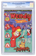 Bronze Age (1970-1979):Cartoon Character, Wendy, the Good Little Witch #83 File Copy (Harvey, 1974) CGC NM+9.6 Off-white to white pages....