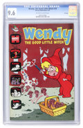 Bronze Age (1970-1979):Cartoon Character, Wendy, the Good Little Witch #79 File Copy (Harvey, 1973) CGC NM+9.6 Off-white to white pages....