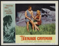 """Movie Posters:Science Fiction, Teenage Caveman (American International, 1958). Lobby Cards (6)(11"""" X 14""""). Science Fiction.. ... (Total: 6 Items)"""